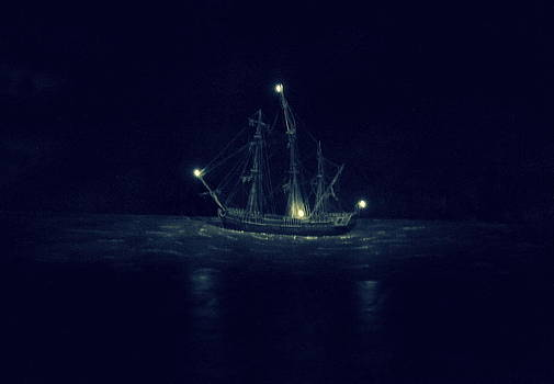 Laurie Perry - Ghost Ship