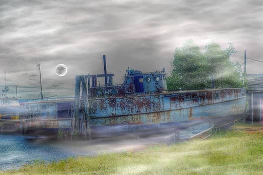 Randy Pollard - Ghost Ship