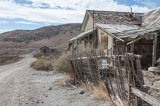 Ghost Town by Julie Basile