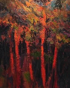 Ghost trees II by R W Goetting