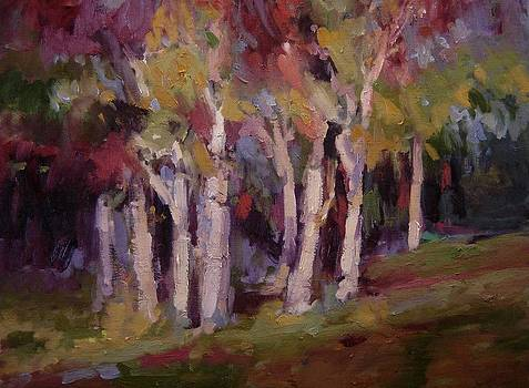 Ghost trees by R W Goetting