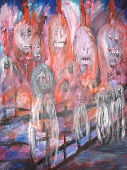 Ghost Walk by Randall Ciotti