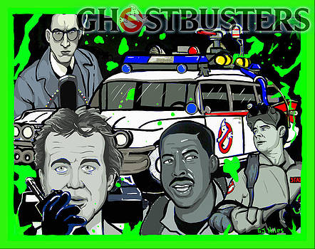 Ghostbusters by Gary Niles