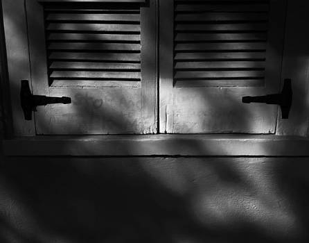Ghostly Convesation in New Orleans by Louis Maistros