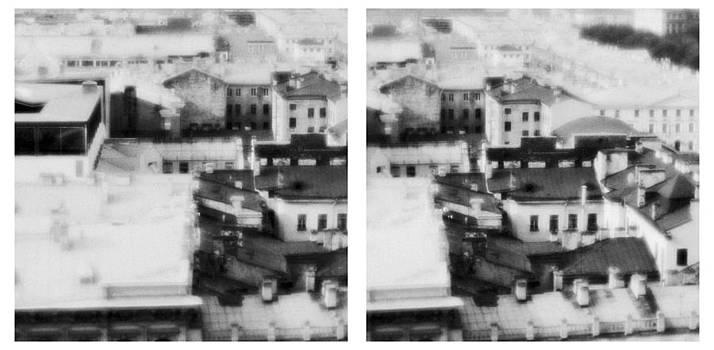 Ghostvision part 2 by Kirill Puchkov