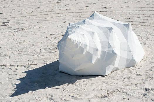 Ian Monk - Giant Shell Sculpture 2  - Key West