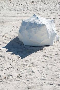 Ian Monk - Giant Shell Sculpture 4  - Key West