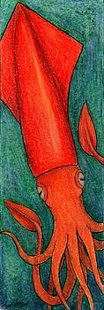 Giant Squid by Sheryl Westleigh