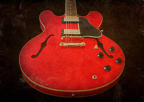 John Cardamone - Gibson ES-335 Electric Guitar Body