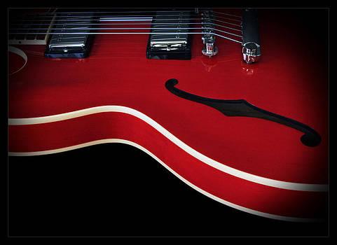 John Cardamone - Gibson ES-335 Electric Guitar