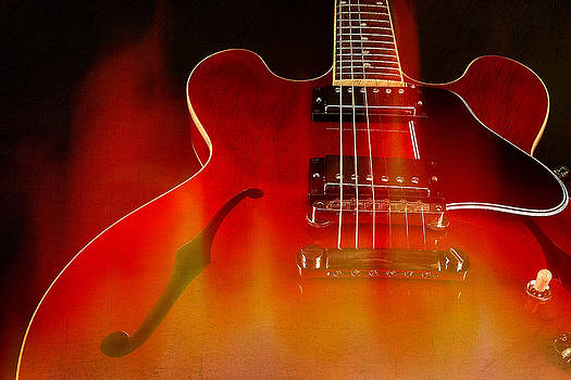 John Cardamone - Gibson ES-335 On Fire