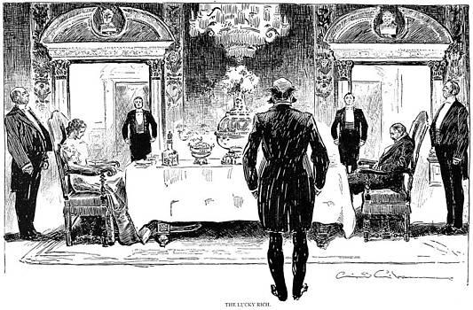 Granger - GIBSON: LUCKY RICH, 1896