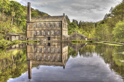 Gibson Mill by Paula Connelly
