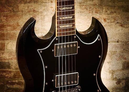 John Cardamone - Gibson SG Standard Brick