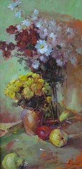 Gift of autumn by Shapoval Yura