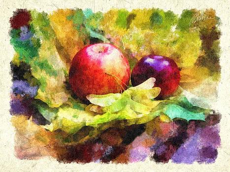 Gifts of autumn by Marina Likholat