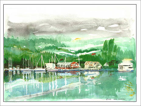 Jack Pumphrey - Northwest Gig Harbor waterfront
