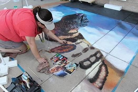 Gila Monster by Marisa Salazar