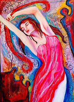 Gina by Claudia Fuenzalida Johns