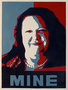 Gina Minehard by Lyndsey Hatchwell