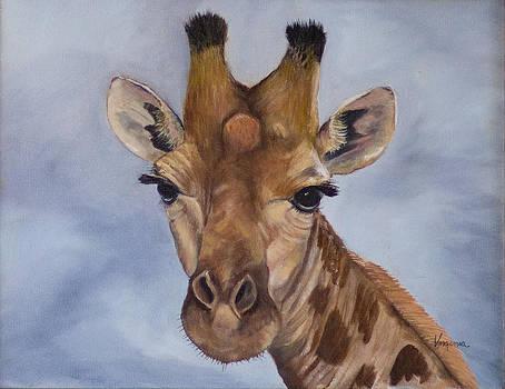 Gina the Giraffe by Virginia Butler