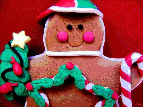 Ginger Bread Man by Rebecca Flaig