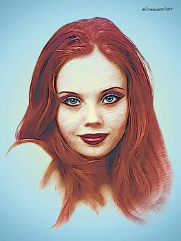 Ginger by Denis Galkin