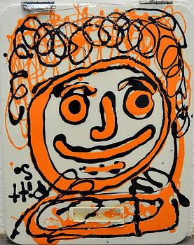 Orange Crush by Greg Pitts