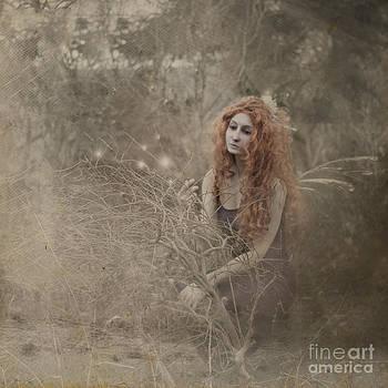 Angel  Tarantella - ginger haired fairy