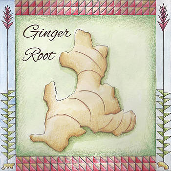 Ginger Root by Christy Beckwith