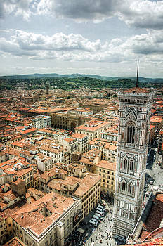 Giotto's Campanile by Natasha Bishop