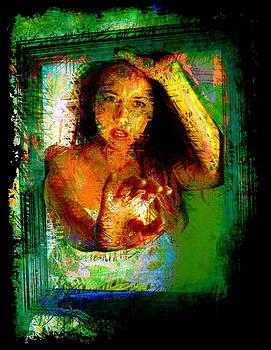 Girl Framed by Mark Compton