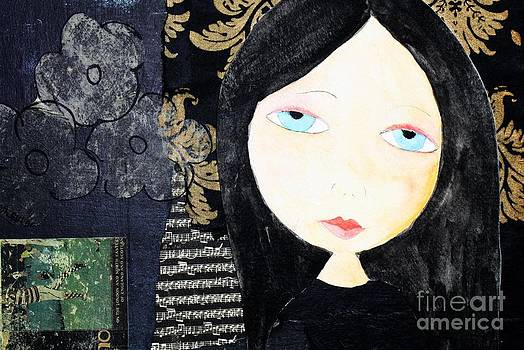 Girl in Black by Melinda Etzold