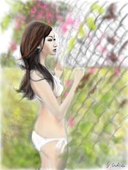 Girl No.108 by Yoshiyuki Uchida