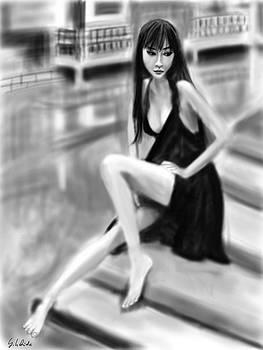 Girl No.117 by Yoshiyuki Uchida
