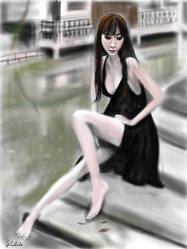 Girl No.118 by Yoshiyuki Uchida