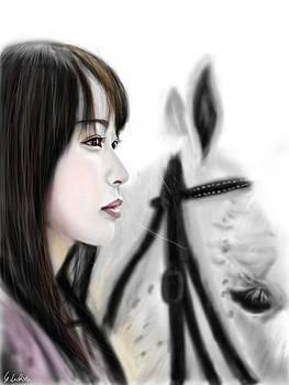 Girl No.121 by Yoshiyuki Uchida