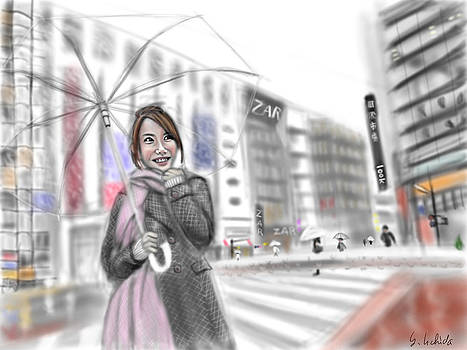 Girl No.122 by Yoshiyuki Uchida