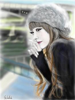 Girl No.124 by Yoshiyuki Uchida