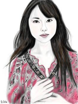 Girl No.133 by Yoshiyuki Uchida