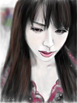 Girl No.135 by Yoshiyuki Uchida
