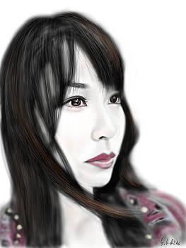 Girl No.137 by Yoshiyuki Uchida