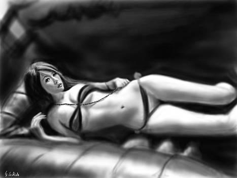 Girl No.158 by Yoshiyuki Uchida