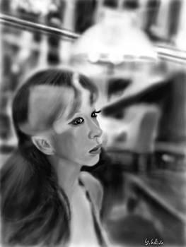Girl No.162 by Yoshiyuki Uchida