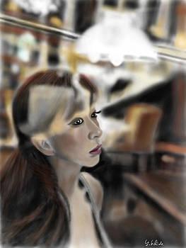 Girl No.163 by Yoshiyuki Uchida