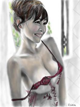 Girl No.178 by Yoshiyuki Uchida