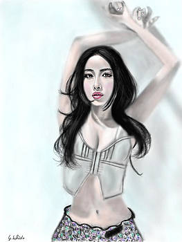 Girl No.180 by Yoshiyuki Uchida