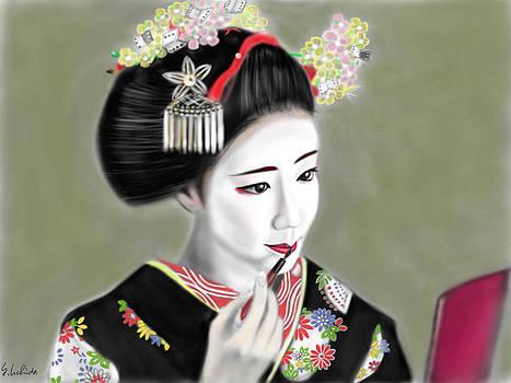 Girl No.182  by Yoshiyuki Uchida