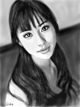 Girl No.191 by Yoshiyuki Uchida