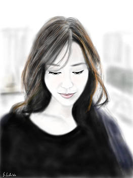 Girl No.203 by Yoshiyuki Uchida
